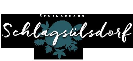 Seminarhaus Schlagsülsdorf